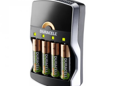 Duracell Professional AA/AAA NiMh Charger