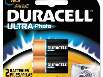 Duracell Carded Lithium Specialty batteries (2pk)