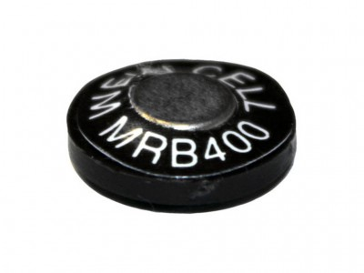 MRB400 - Zinc air (WEINCELL PX400) Replaces n/a