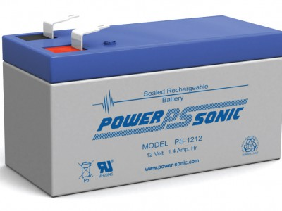 Powersonic PS-1212 12 Volt  1.4AH