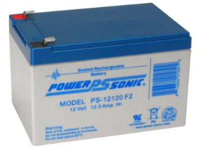 Powersonic PS-12120 12 Volt  12AH
