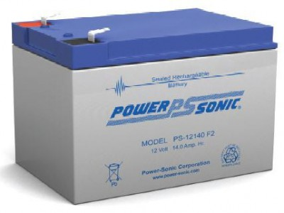 Powersonic PS-12140 12 Volt  14AH