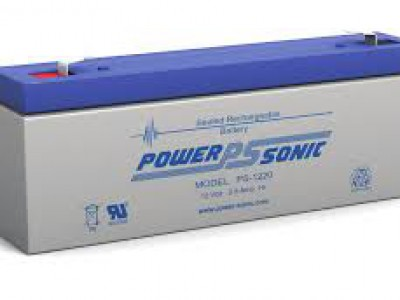 Powersonic PS-1220 12 Volt  2.5AH