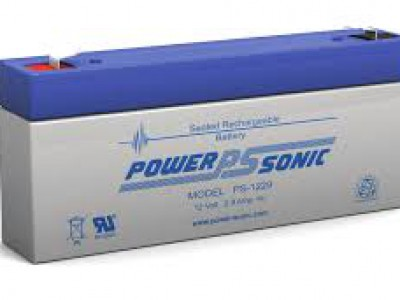 Powersonic PS-1229 12 Volt  2.9AH