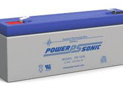 Powersonic PS-1238 12 Volt  3.8AH
