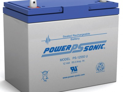 Powersonic PS-12550 12 Volt  55AH