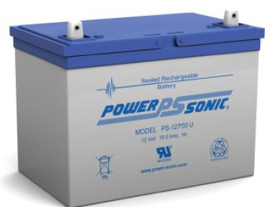Powersonic PS-12750 12 Volt  75AH
