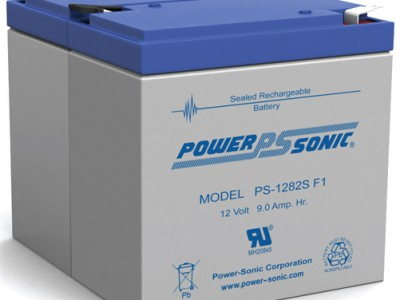 Powersonic PS-1282 S 12 Volt  9AH