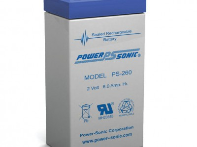 Powersonic PS-260 2 Volt  6AH