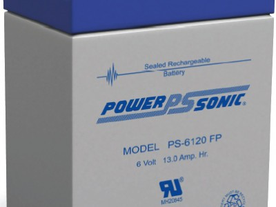 Powersonic PS-6120 6 Volt  12AH