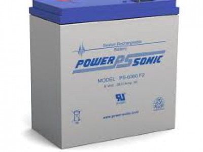 Powersonic PS-6360 6 Volt  36AH F2