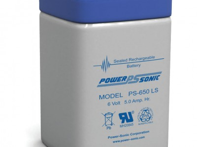 Powersonic PS-650L 6 Volt  5AH