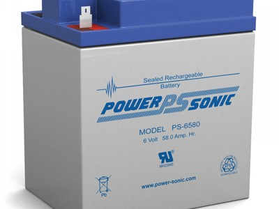 Powersonic PS-6580 6 Volt  58AH