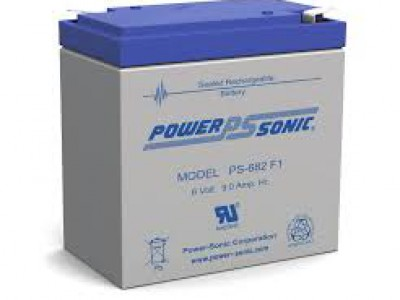 Powersonic PS-682F 6 Volt  9AH