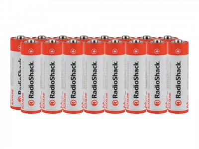 AA Alkaline Batteries - 16-Pack
