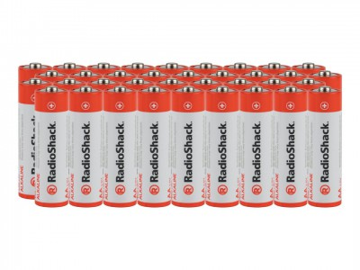 AA Alkaline Batteries - 36-Pack