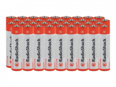 AAA Alkaline Batteries - 36-Pack