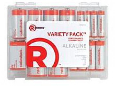 Alkaline Variety Combo Pack - 24-Pack