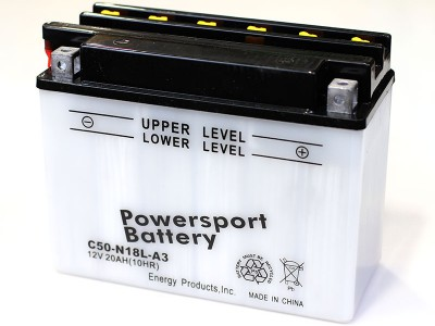 Y50-N18L-A3 Powersport Batteries