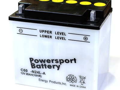 Y60-N24L-A Powersport Batteries