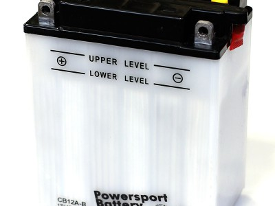 YB12A-B Powersport Batteries