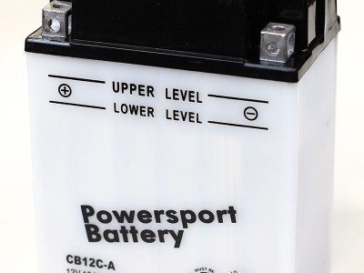 YB12C-A Powersport Batteries