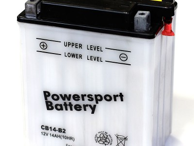 YB14-B2 Powersport Batteries