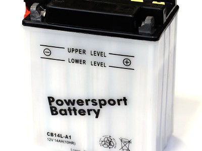YB14L-A1 Powersport Batteries