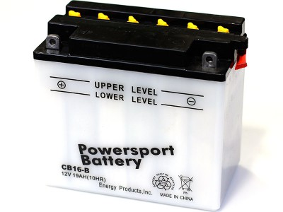 YB16-B Powersport Batteries