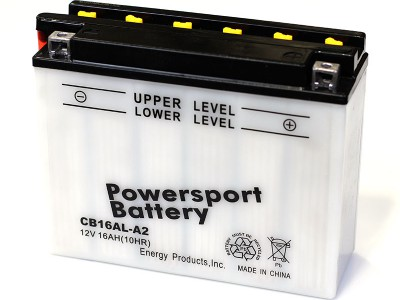 YB16AL-A2 Powersport Batteries