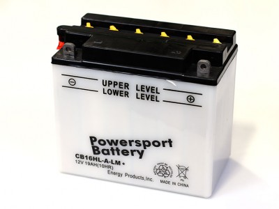 YB16HL-A-LM Powersport Batteries