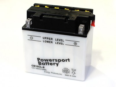 YB16CL-B Powersport Batteries