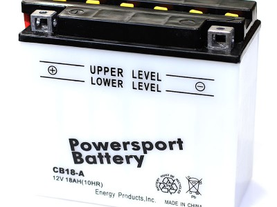 YB18-A Powersport Batteries