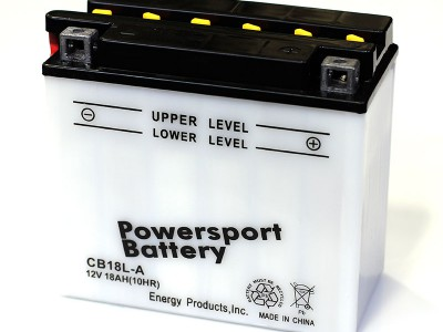 YB18L-A Powersport Batteries