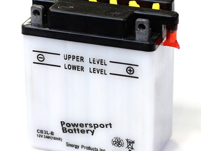 YB3L-B Powersport Batteries
