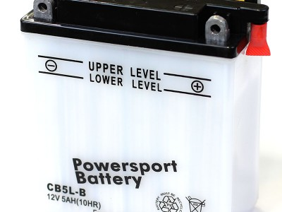 YB5L-B Powersport Batteries