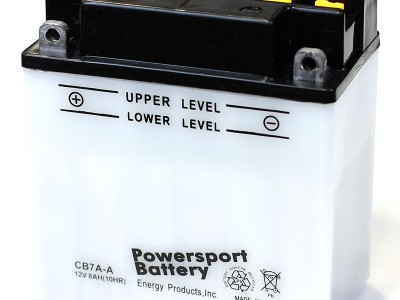 YB7A-A Powersport Batteries