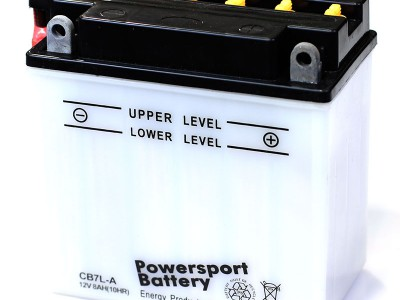 YB7L-A Powersport Batteries