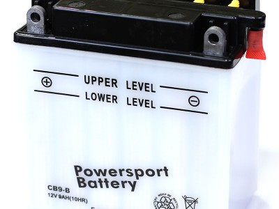YB9-B Powersport Batteries