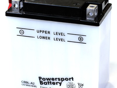 YB9L-A2 Powersport Batteries