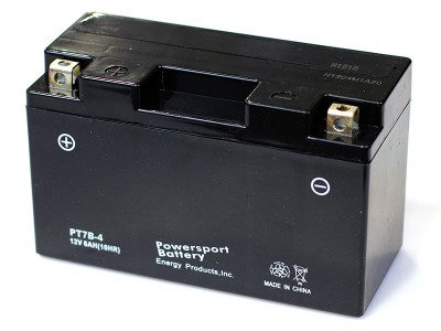 YT7B-4 Powersport Batteries