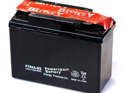 YTR4A-BS Powersport Batteries (YTX4B-BS)
