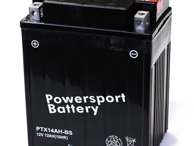 YTX14AH-BS Powersport Batteries