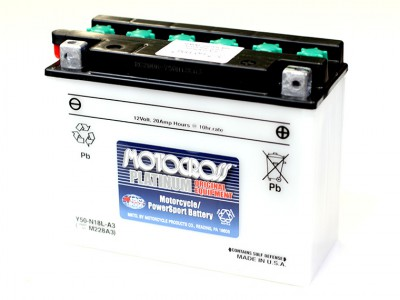 YU-Y50N18L-A/A3 Powersport Battery