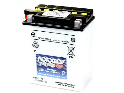 YU-YB14L-A2 Powersport Battery