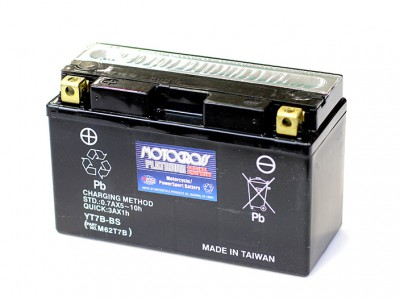 YU-YT7B-BS Powersport Battery