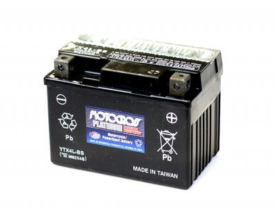 YU-YTX4L-BS Powersport Battery