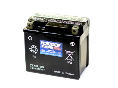 YU-YTX5L-BS Powersport Battery