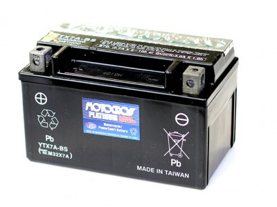 YU-YTX7A-BS Powersport Battery