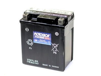 YU-YTX7L-BS Powersport Battery